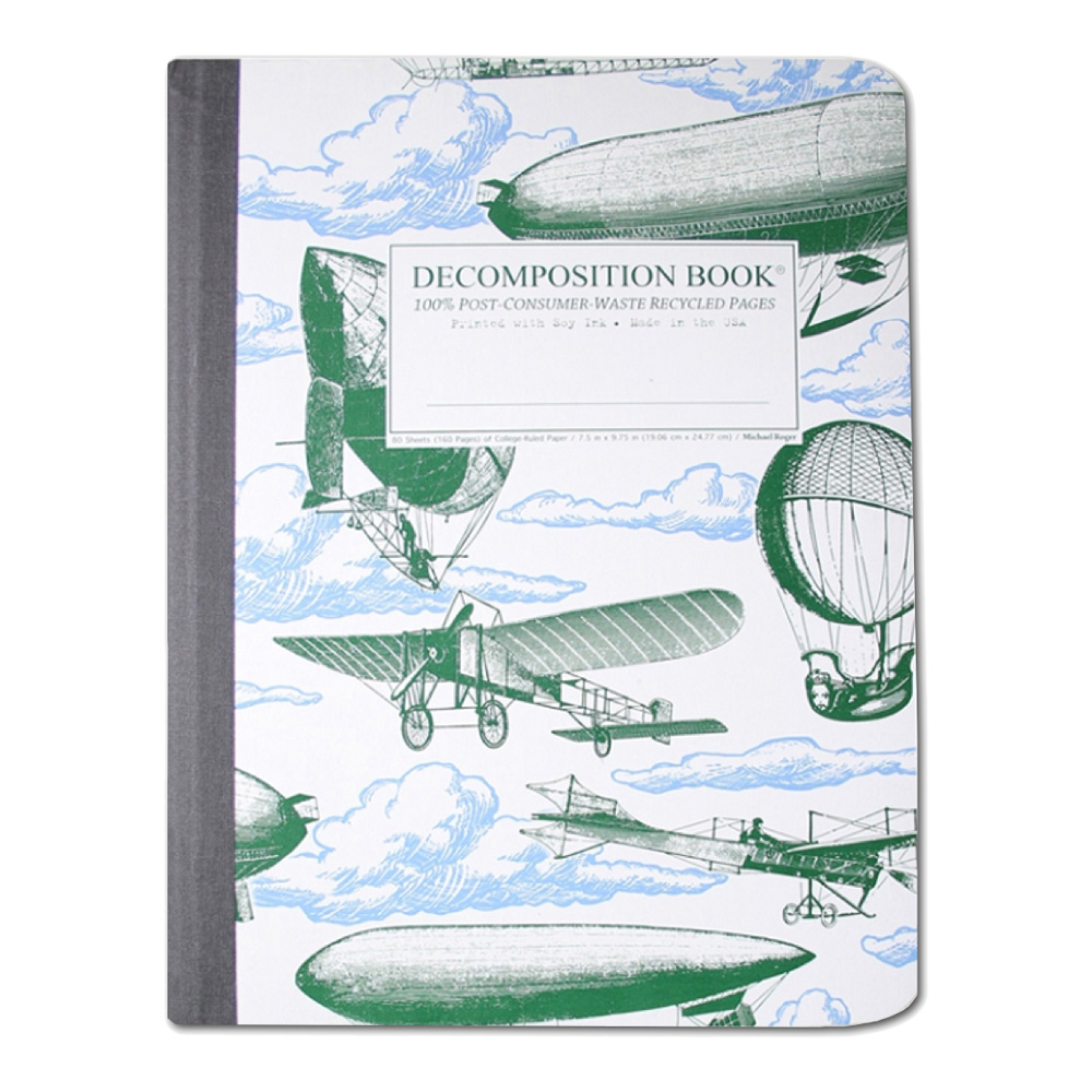 Decomposition Book: Airships