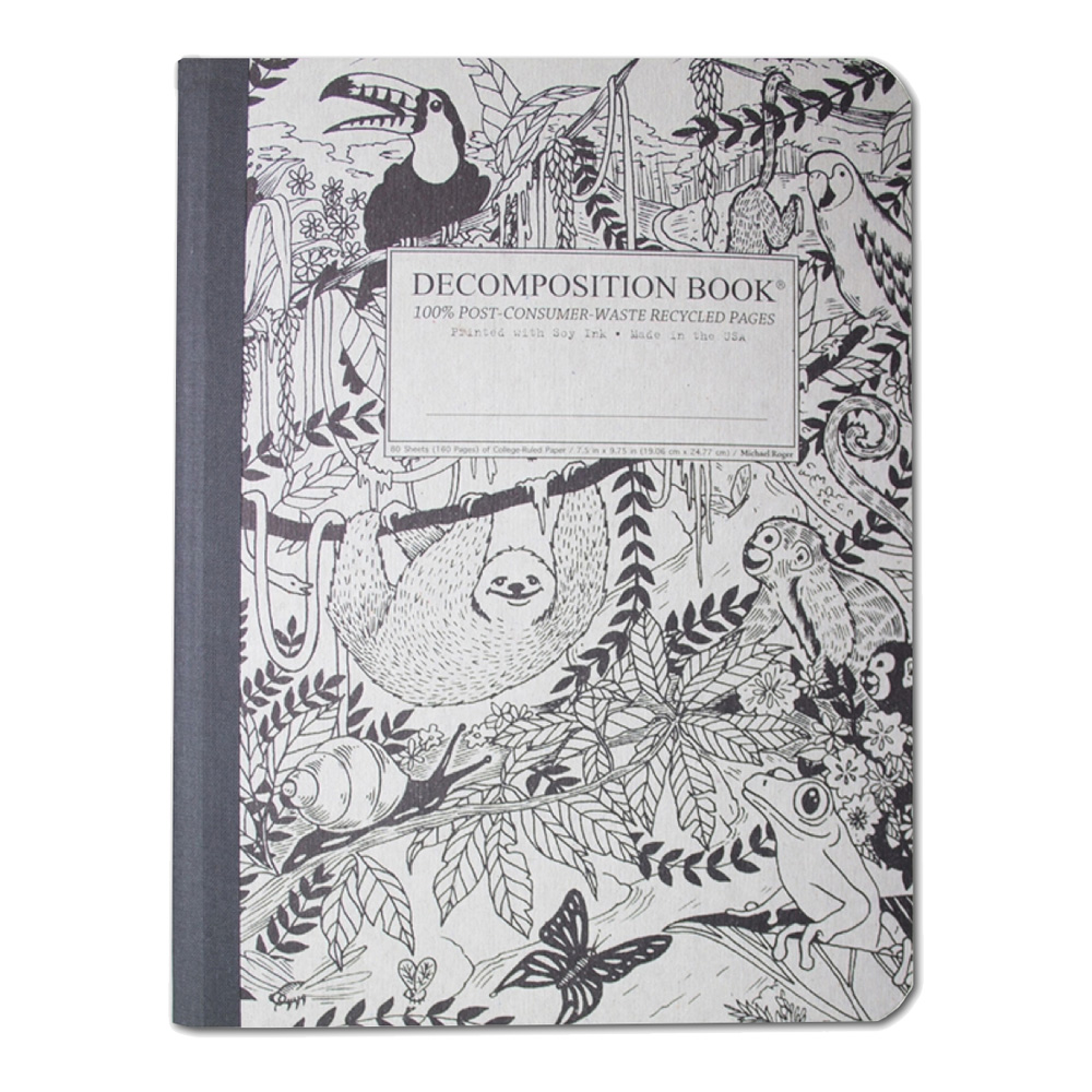 Decomposition Book: Rainforest