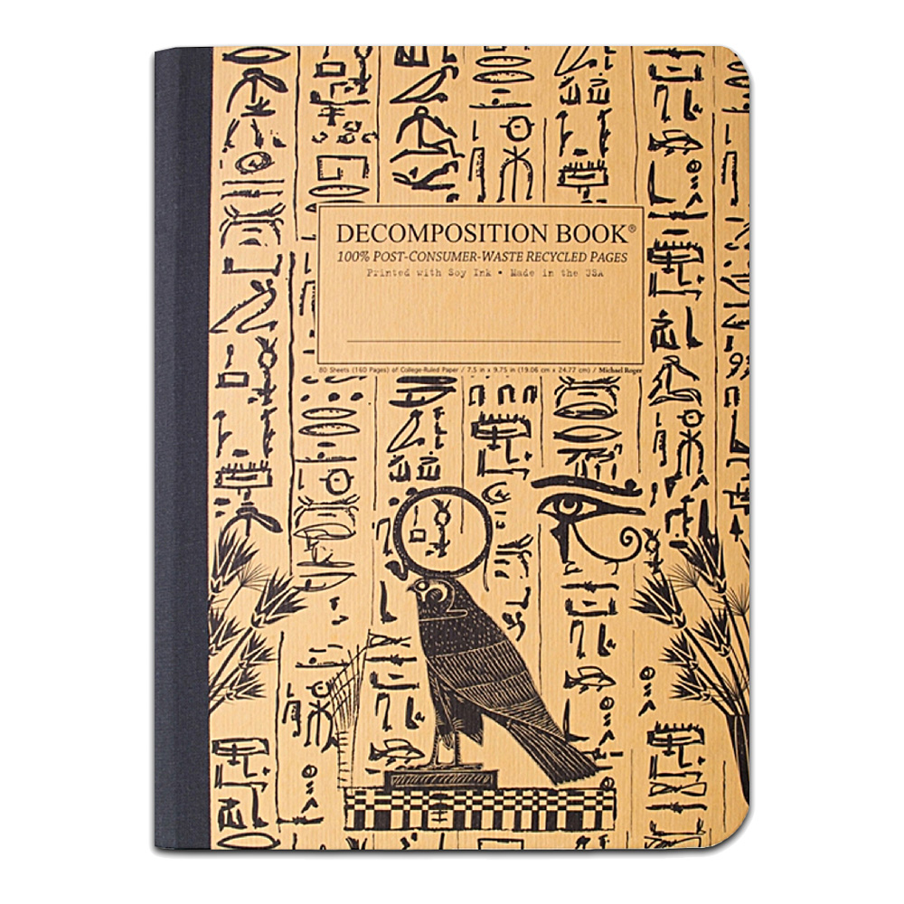 Decomposition Book: Hieroglyphics