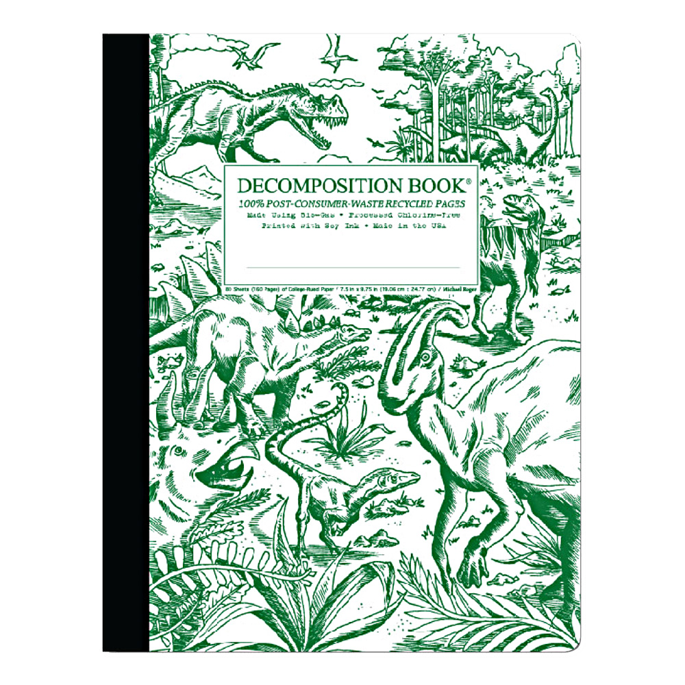 Decomposition Book: Dinosaurs