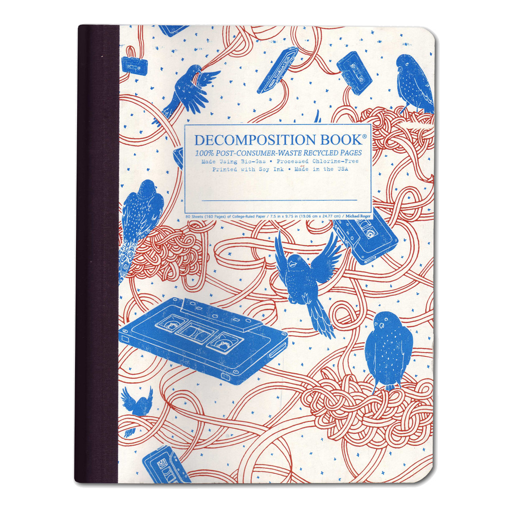 Decomposition Book: Bird Song