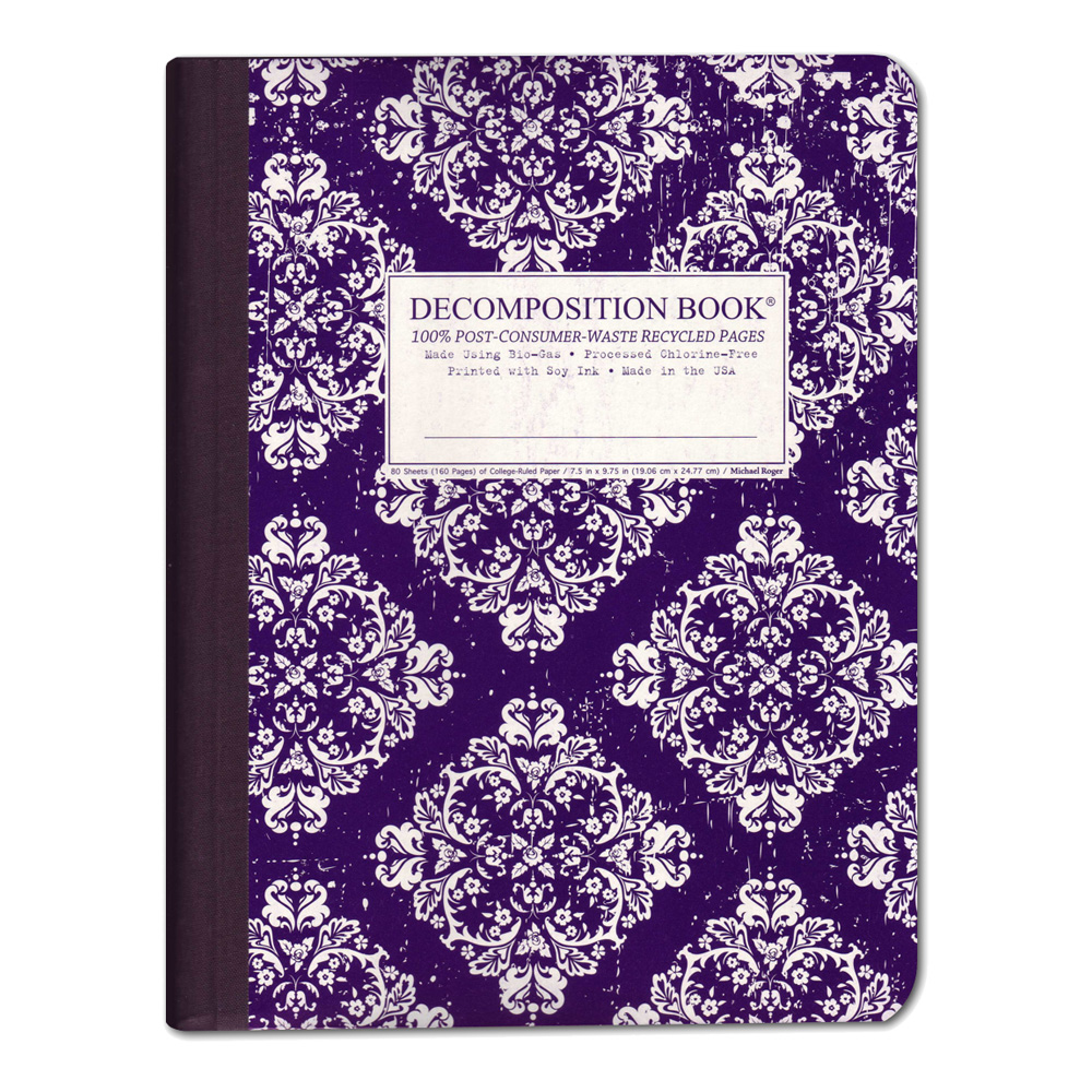 Decomposition Book: Victoria Purple