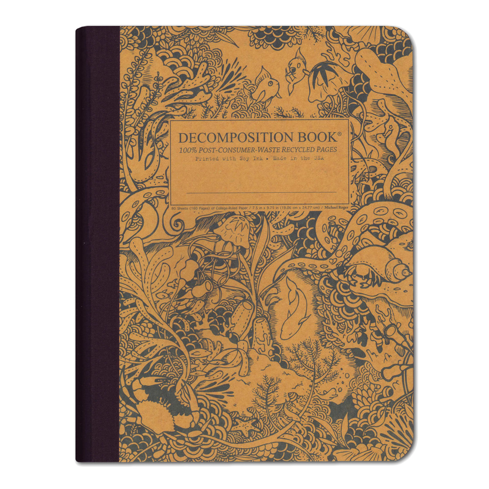 Decomposition Book: Under The Sea