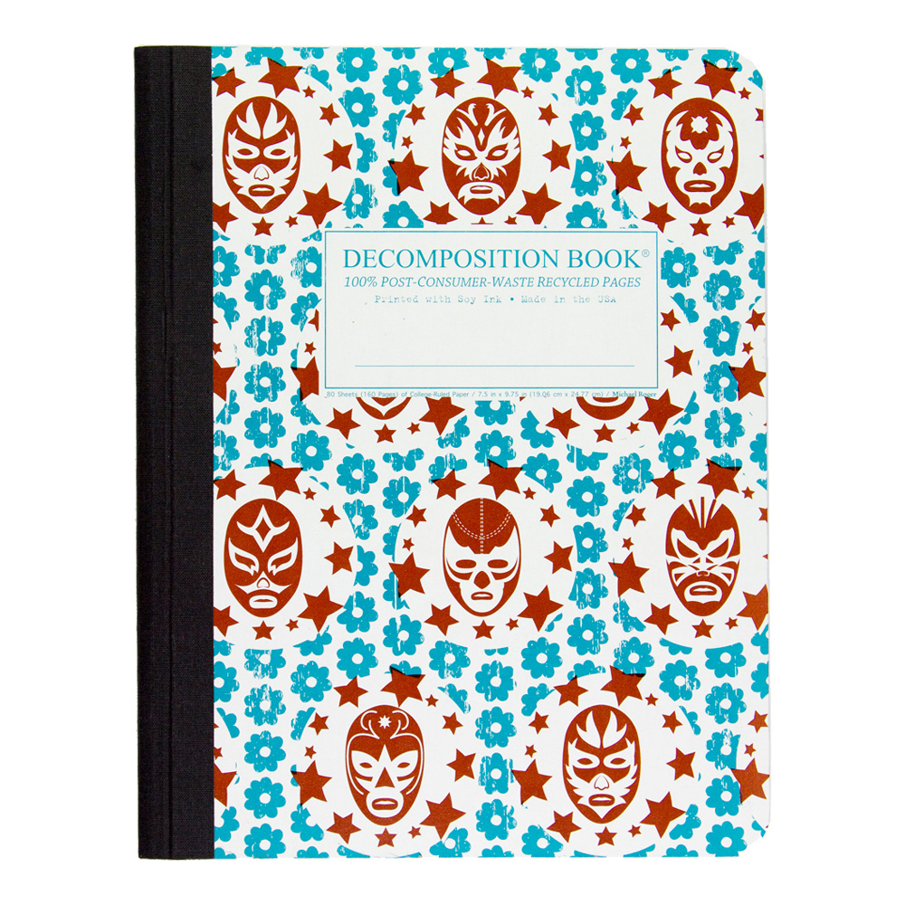 Decomposition Book: Lucha Libre