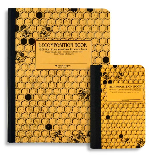 Decomposition Honeycomb Book Bundle 2Pk
