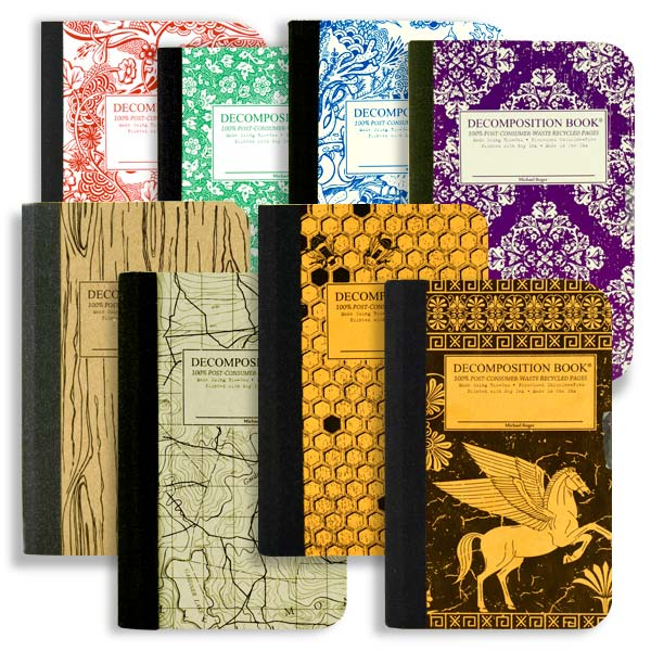 Decomposition Pocket Sized Book Bundle 8Pk