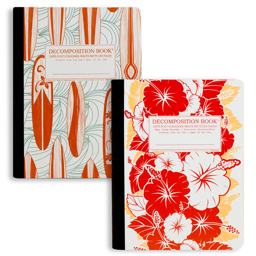 Decomposition Aloha Book Bundle 2Pk