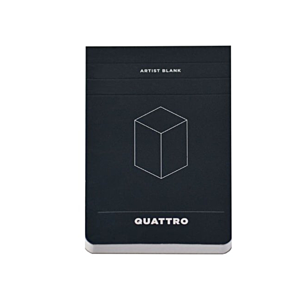 Quattro Journal 5.5X3.5 Inch Blank