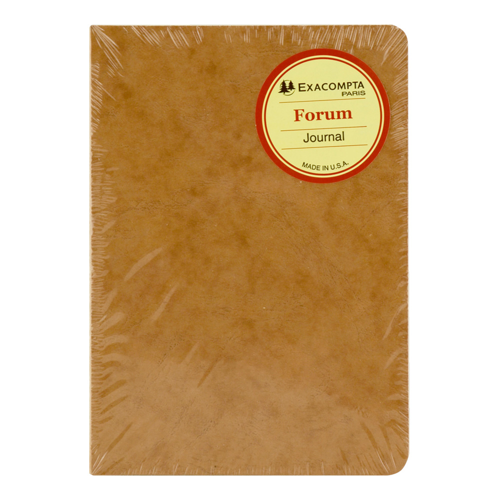 Exacompta Basic Journal Tan Lined 5 by 7 inch