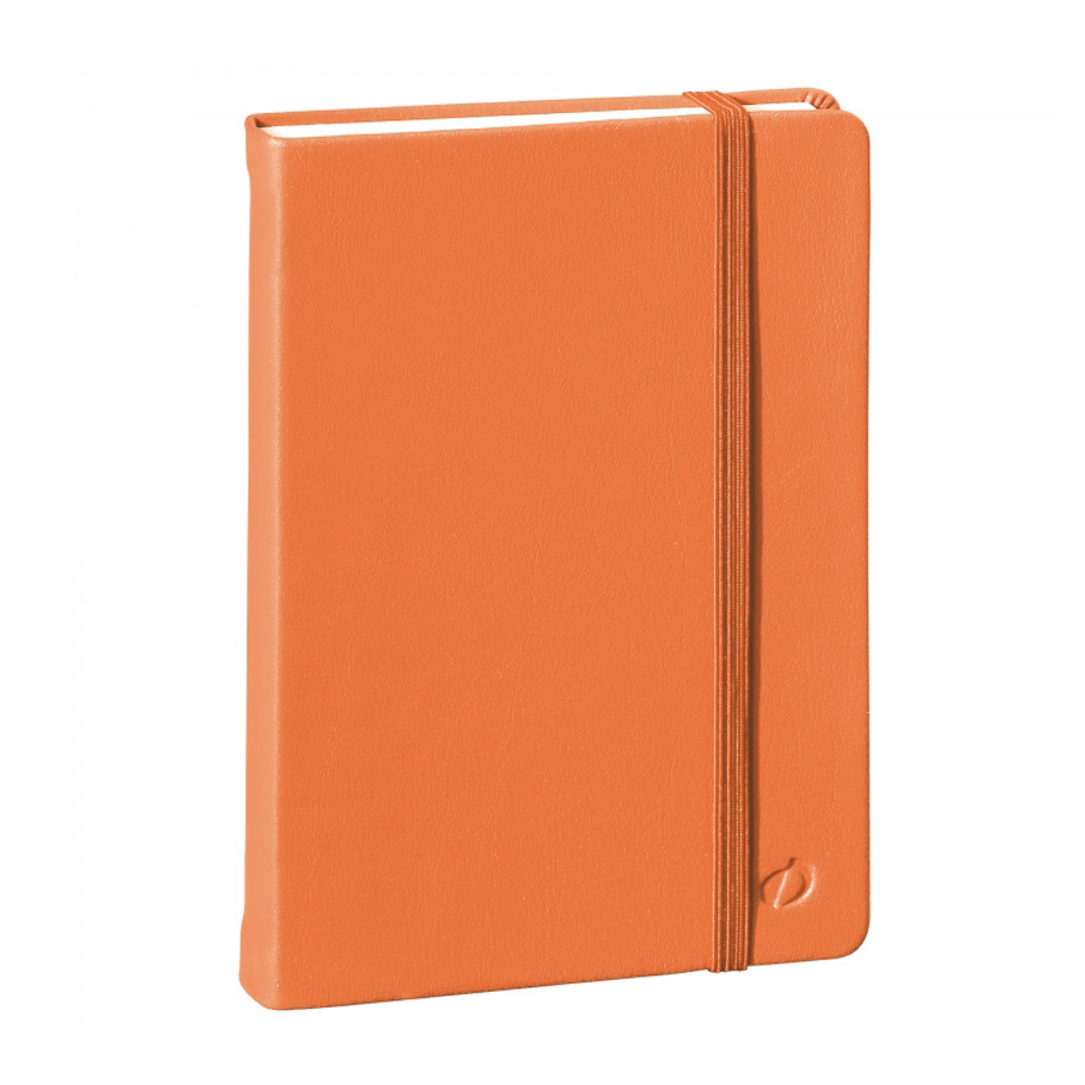Quo Vadis Habana Bound Journal 4X6 Orange