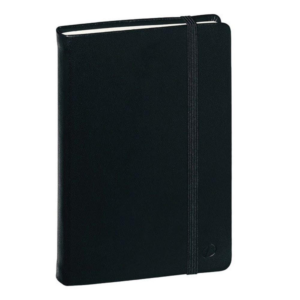 Quo Vadis Habana Lined Journal 6.25X9.25 Blk
