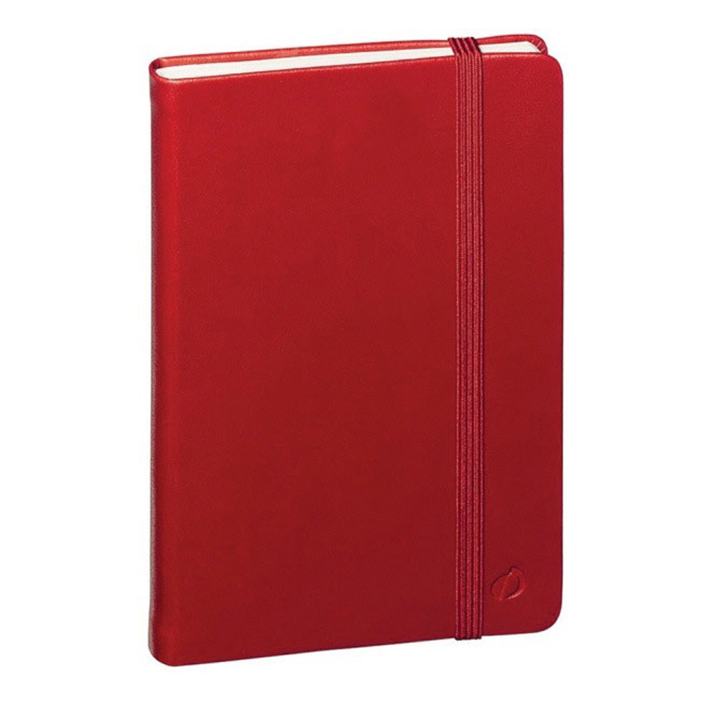 Quo Vadis Habana Lined Journal 6.25X9.25 Red