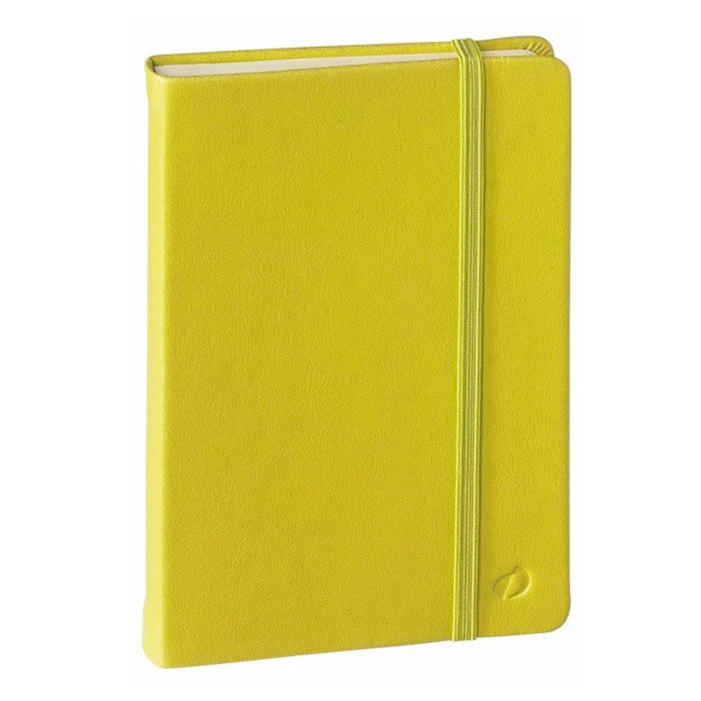 Quo Vadis Habana Blank Journal 4X6 Green