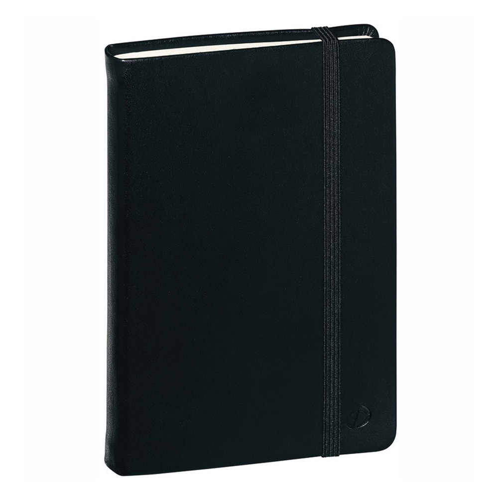Quo Vadis Habana Lined Journal 4X6 Black