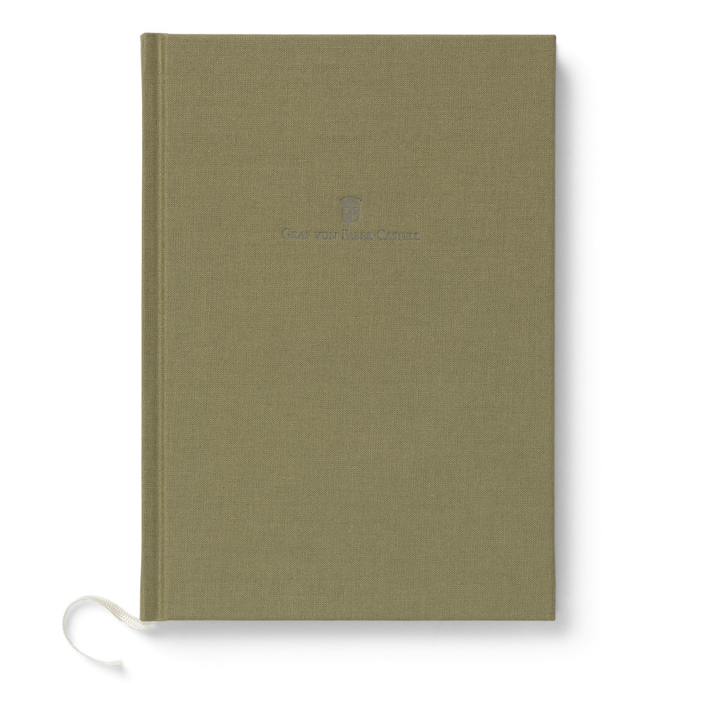 Gvfc Notebook Olive Green A5