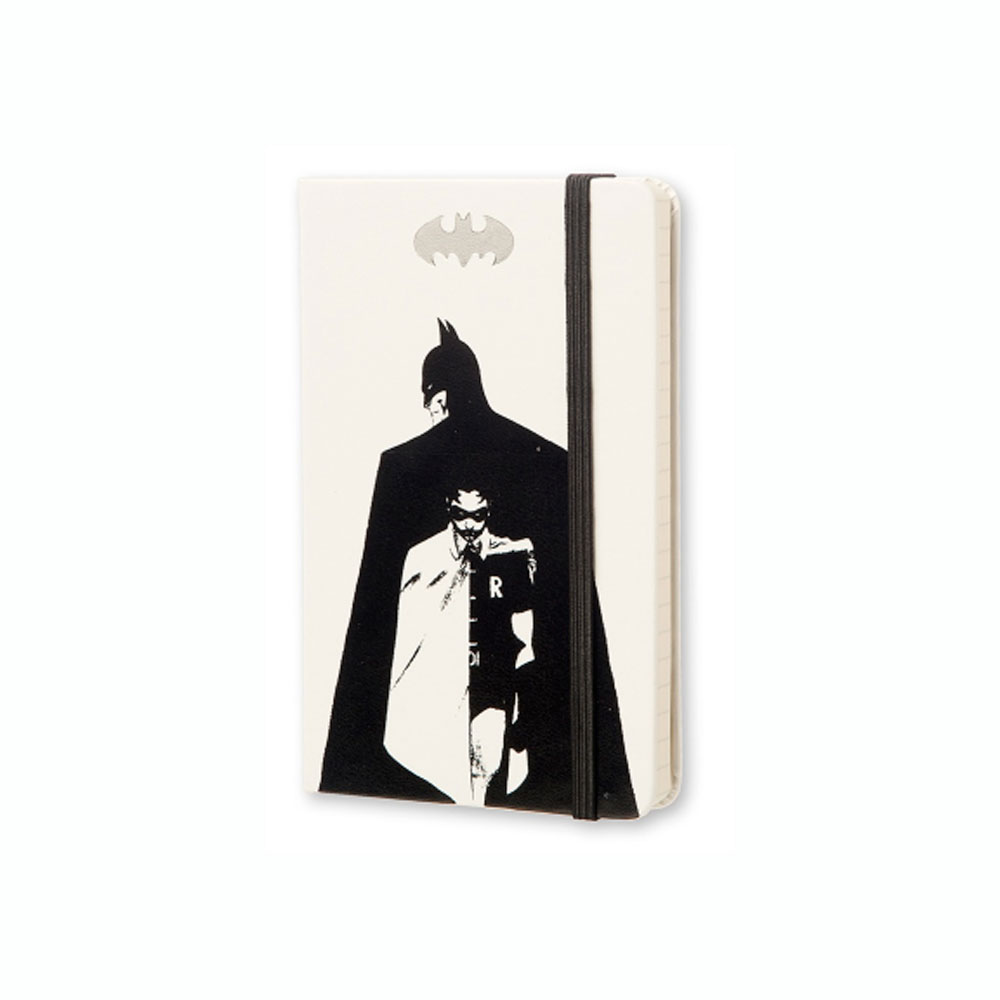 Moleskine Pocket Ruled Notebook Batman