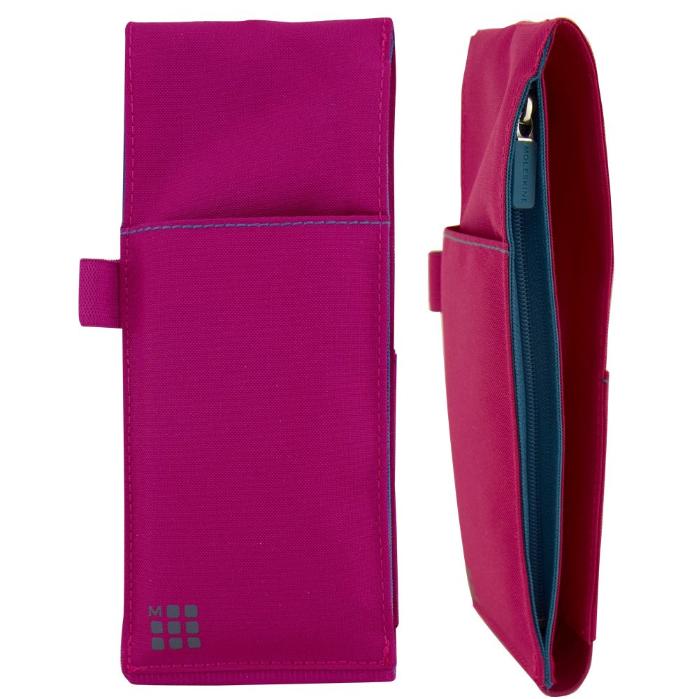 Moleskine Large Ntbk Tool Belt Mauve Purple
