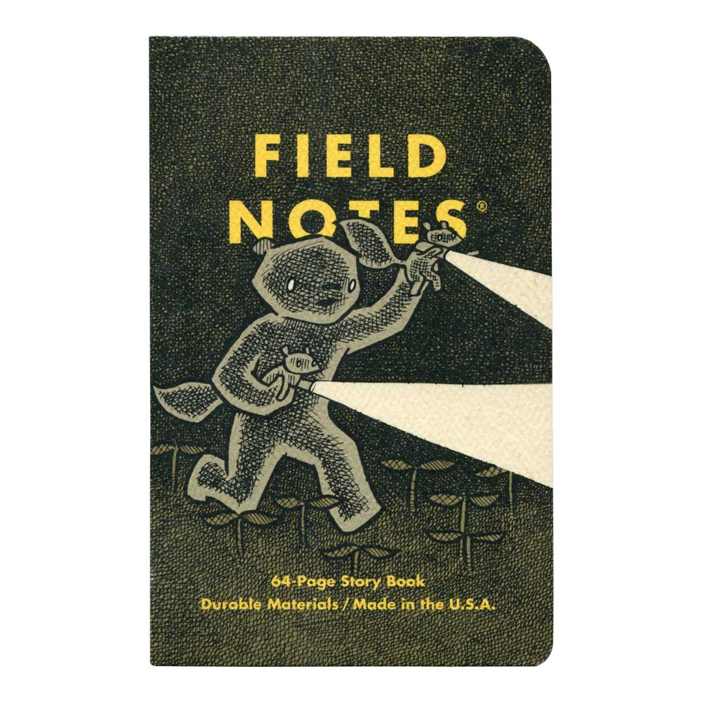 Field Notes Haxley Story and Sketch Books