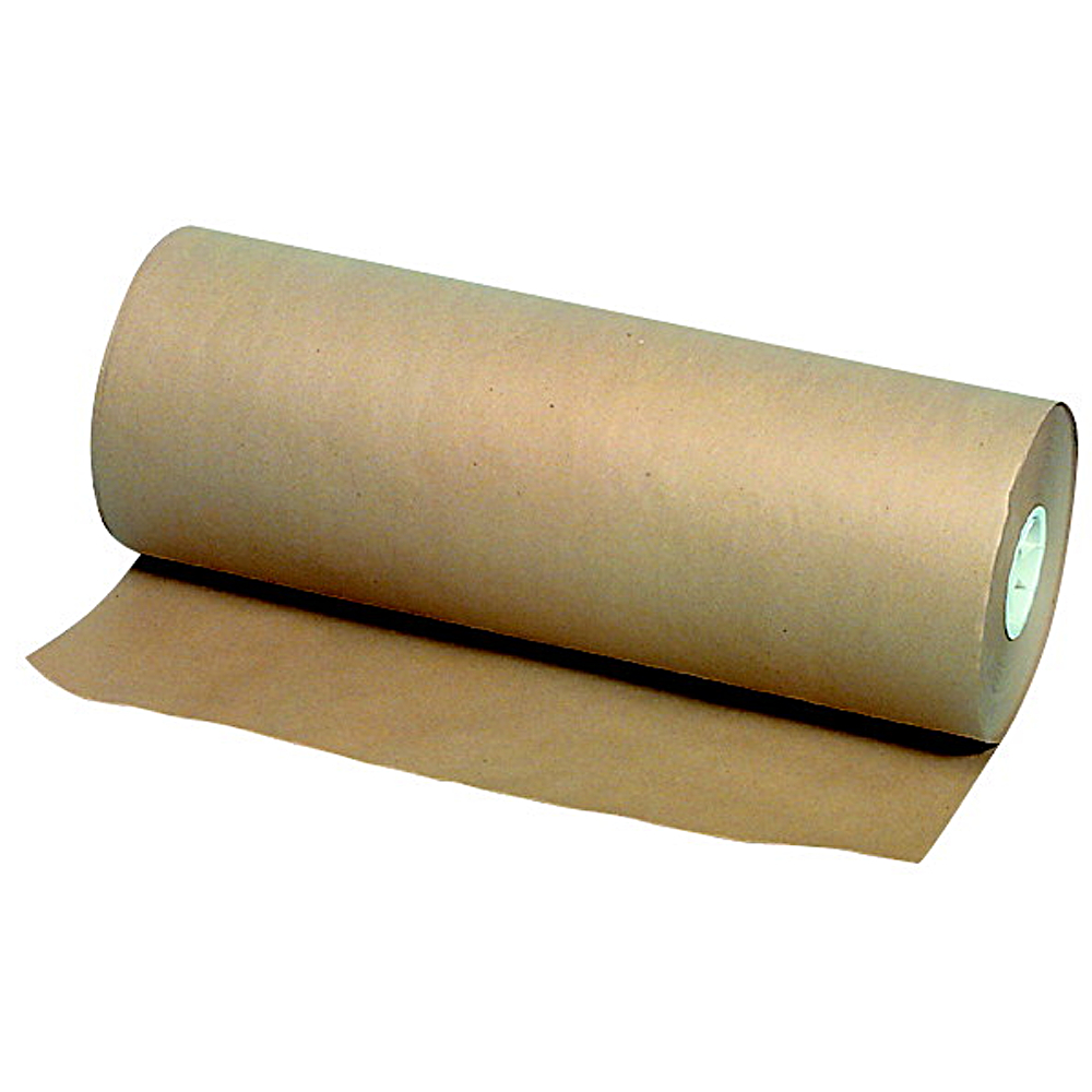 40Lb Kraft Paper 24In X 1250Ft Roll