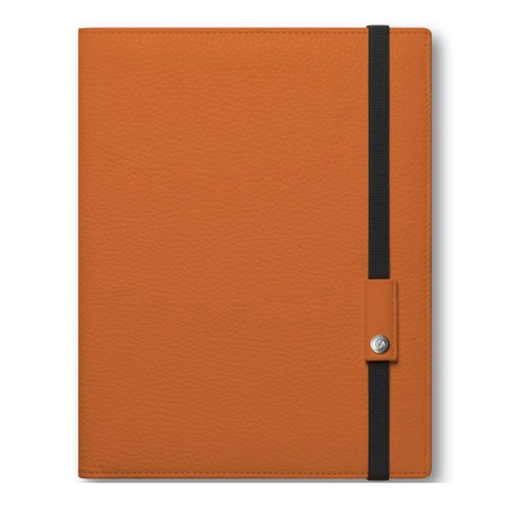 Caran D'ache Leman Leather Book A5 Saffron