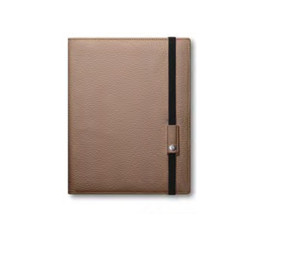 Caran d'Ache Leman Leather Book A5 Cashmere
