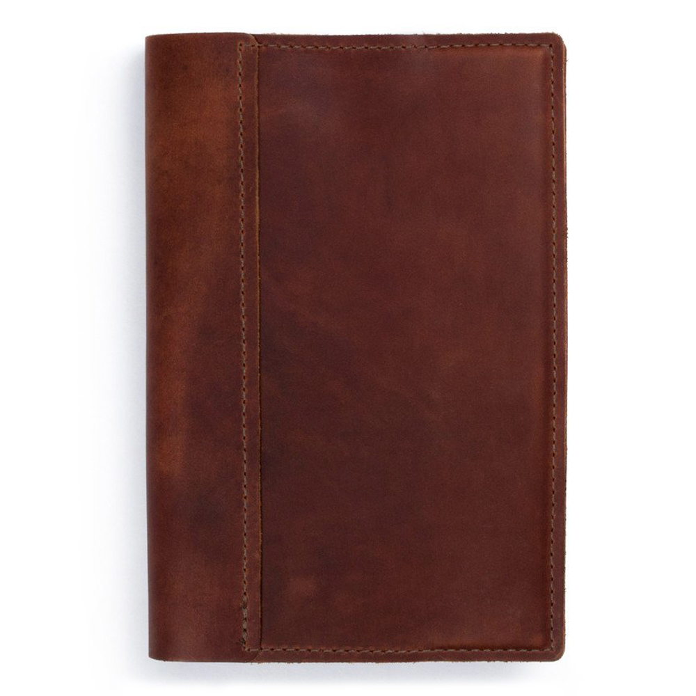 Rustico Refillable Sketchbook Small Saddle