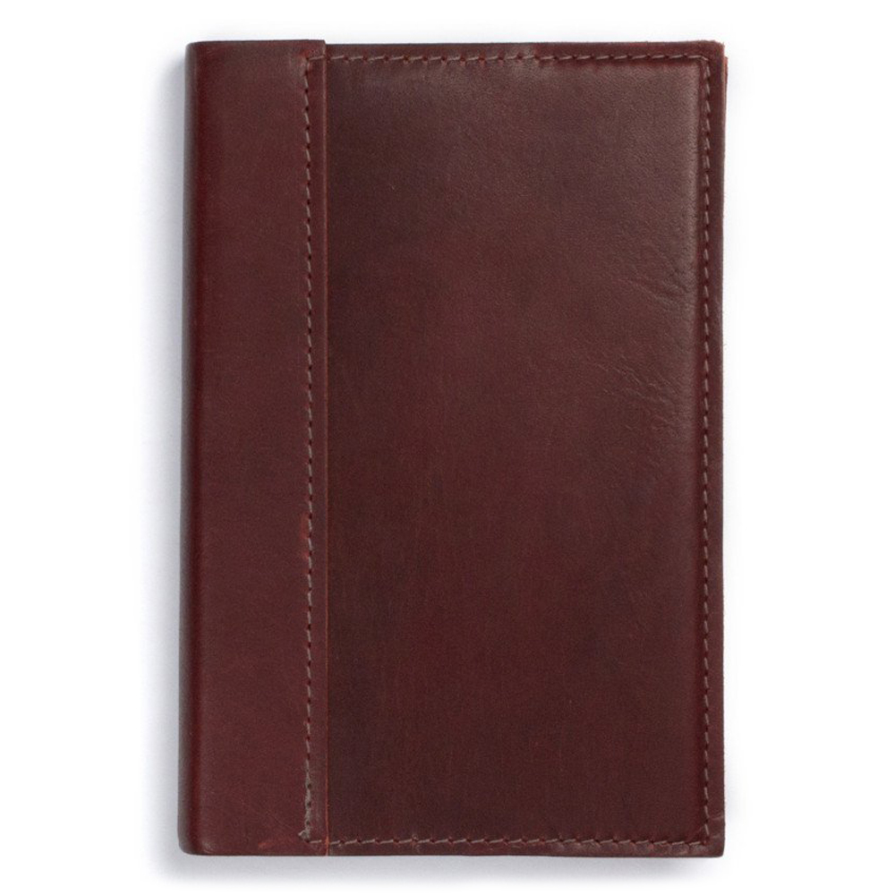 Rustico Refillable Sketchbook Small Burgundy