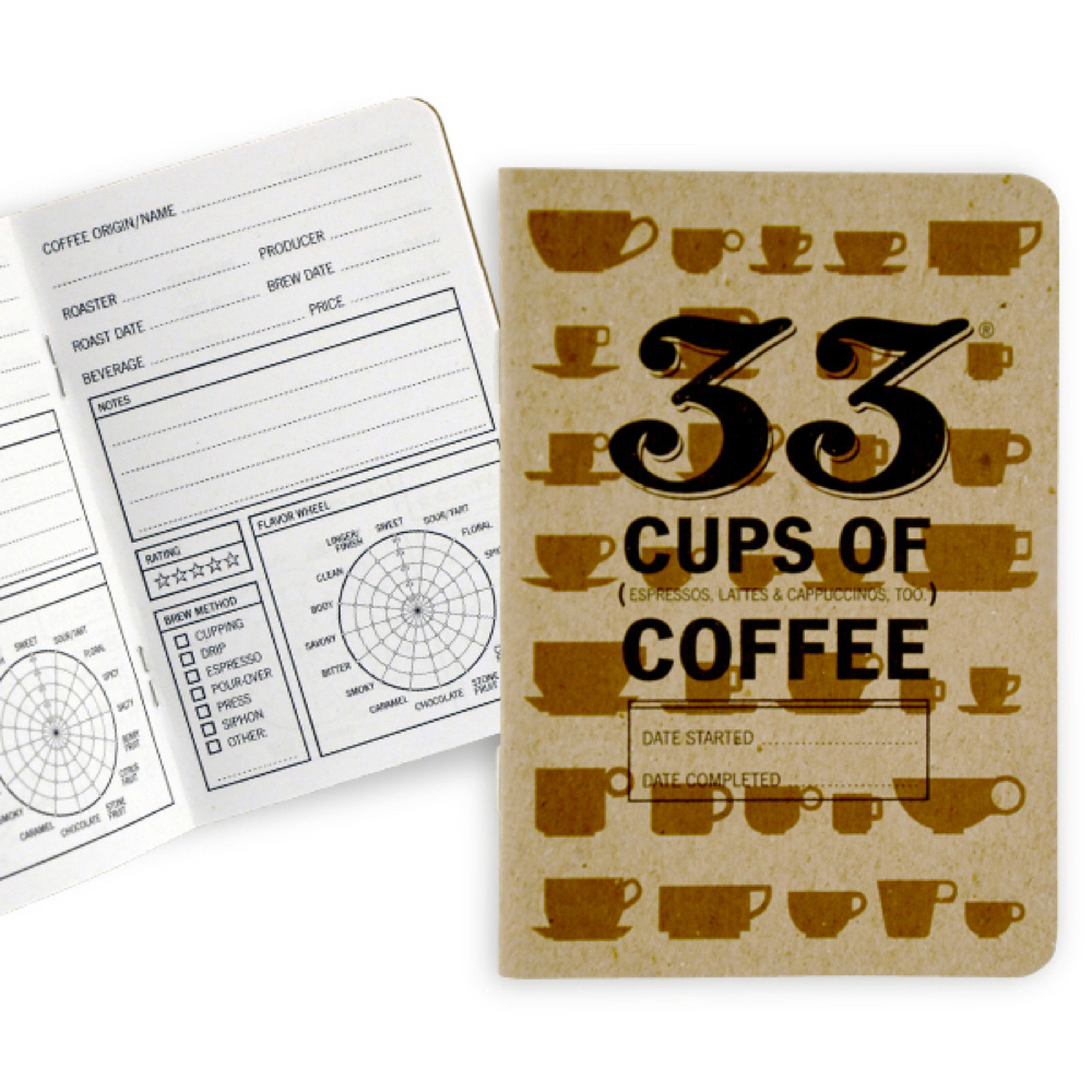 33 Books Co.: 33 Cups Of Coffee