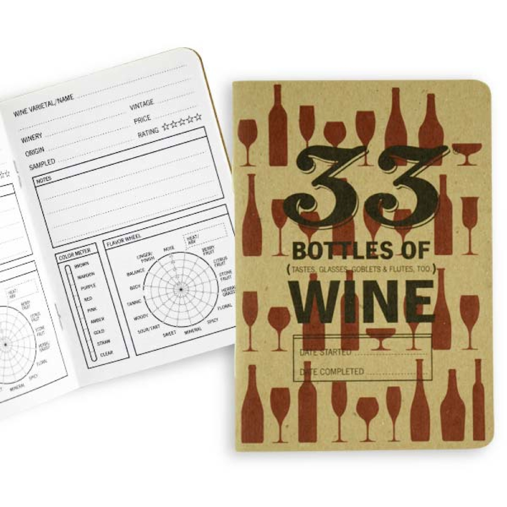 33 Books Co.: 33 Bottles Of Red Wine