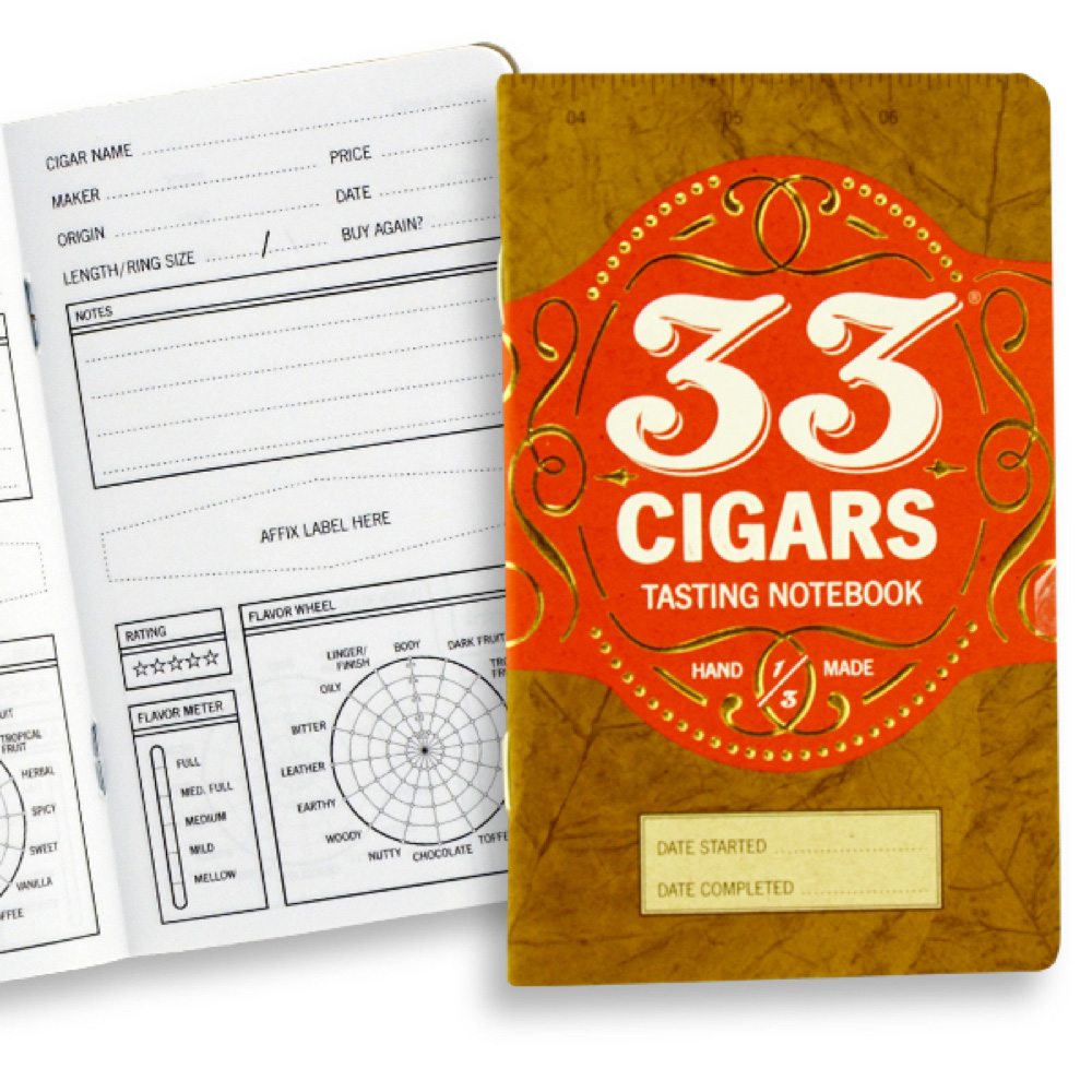 33 Books Co.: 33 Cigars