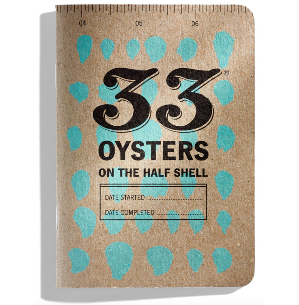 33 Books Co.: 33 Oysters