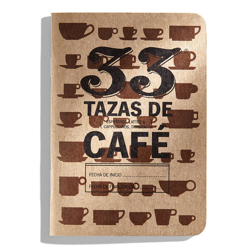 33 Books Co.: 33 Tazas De Cafe