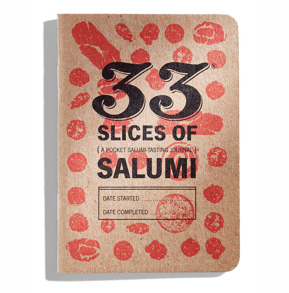 33 Books Co.: 33 Slices Of Salumi