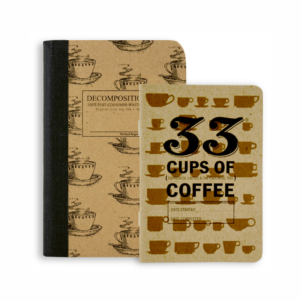 Coffee Nomad Pocket Book Set