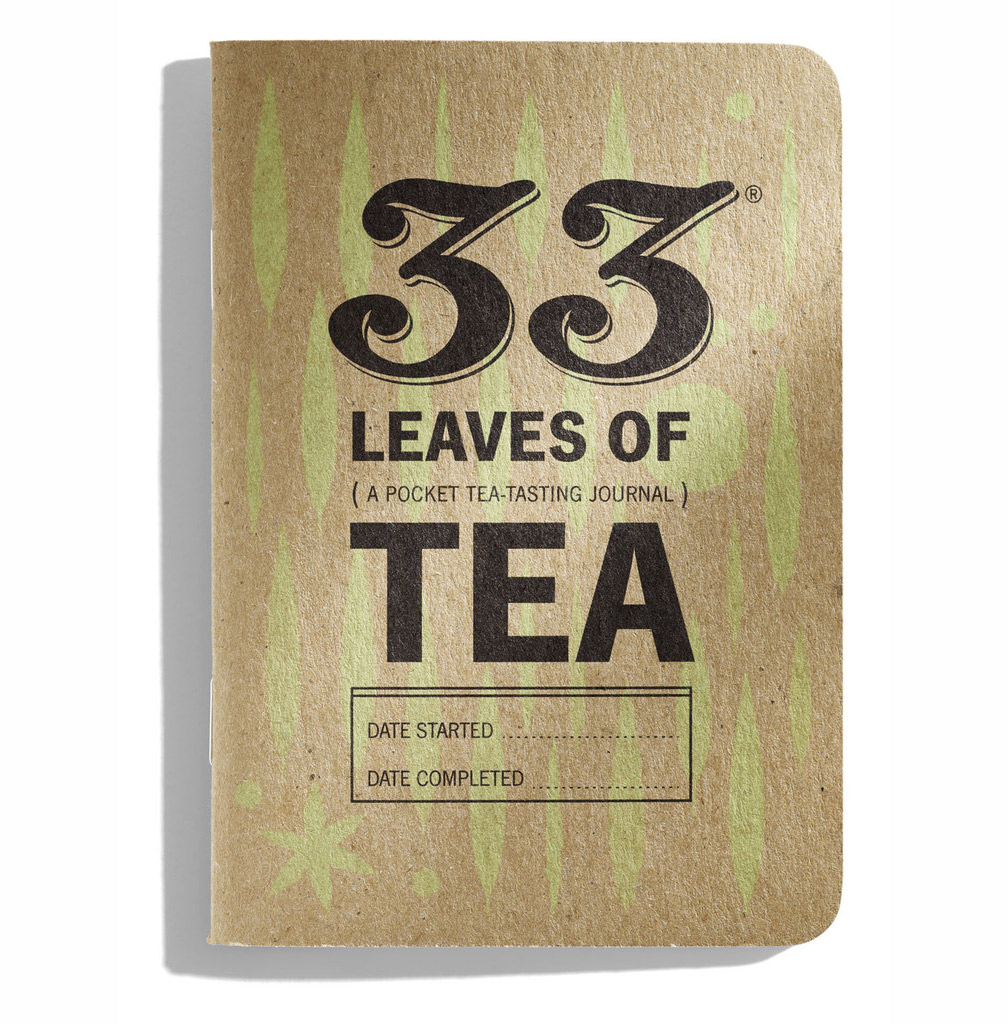 33 Books Co.: 33 Leaves Of Tea