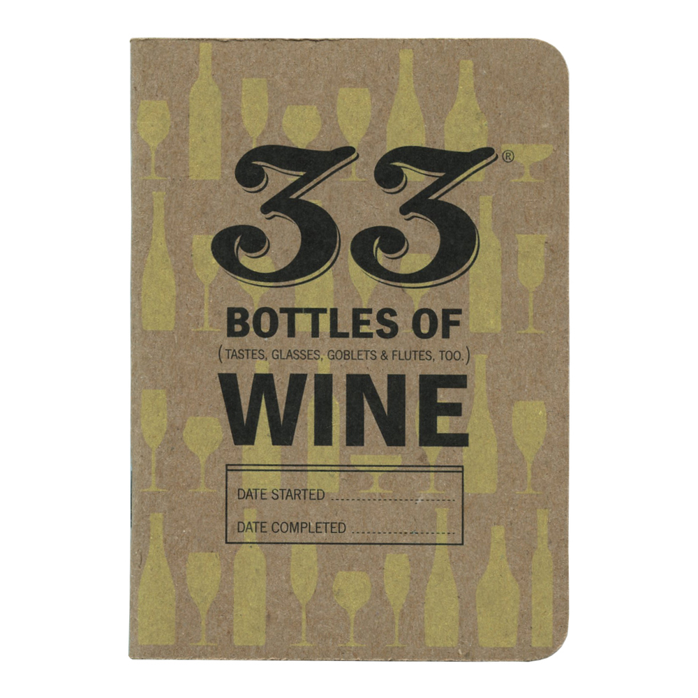 33 Books Co.: 33 Bottles Of White Wine