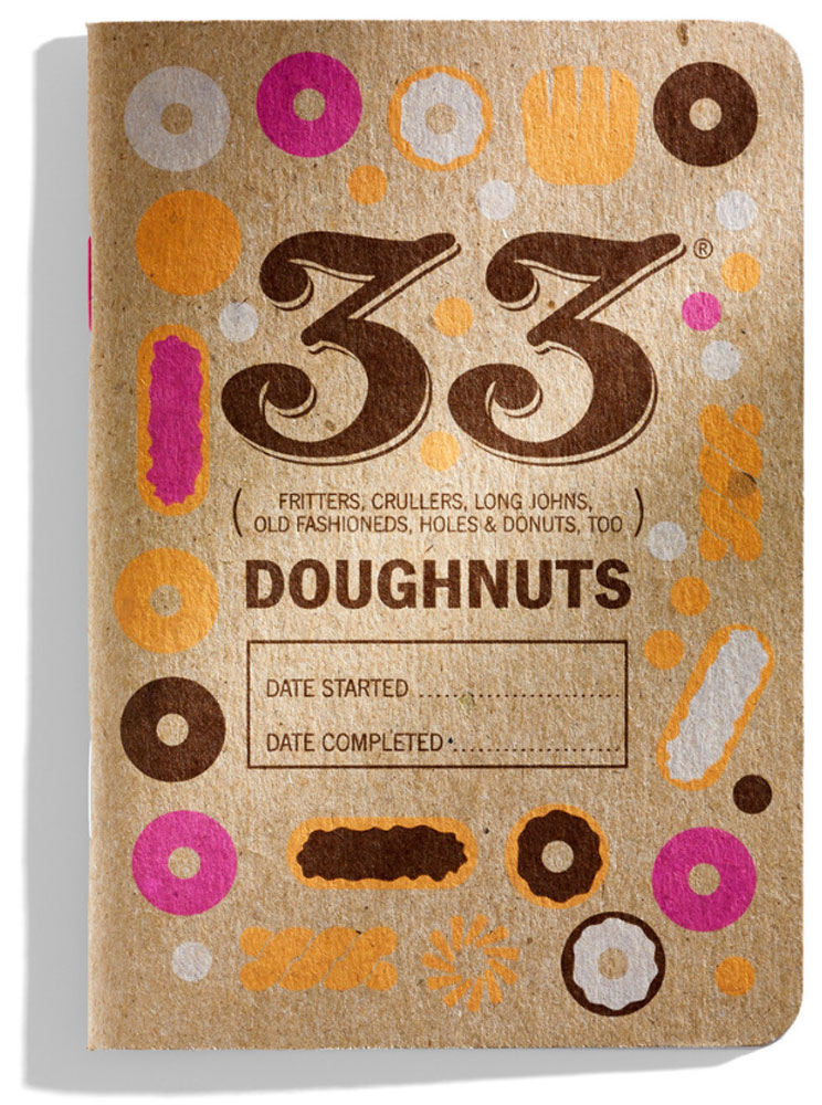33 Books Co.: 33 Doughnuts