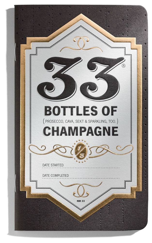 33 Books Co.: 33 Champagnes