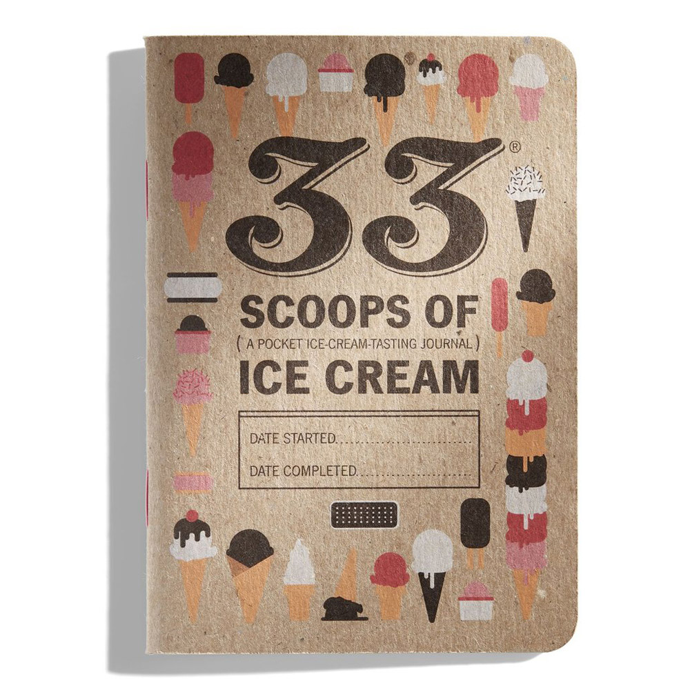 33 Books Co.: 33 Scoops Of Ice Cream