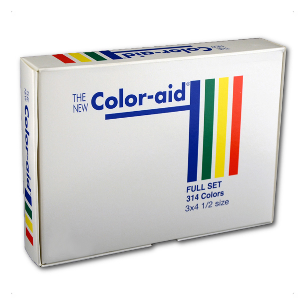 Coloraid Full Set 314 Colors 3 X 4.5