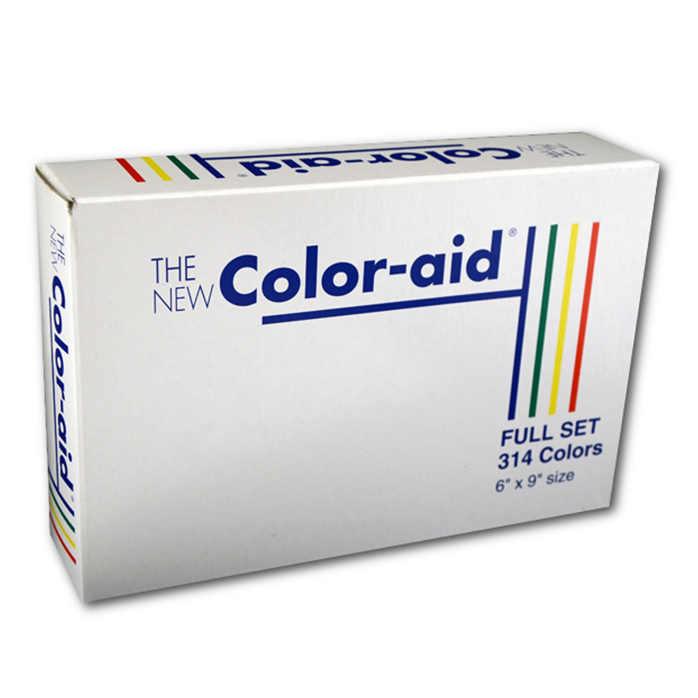 Coloraid Full Set 314 Colors 6 X 9