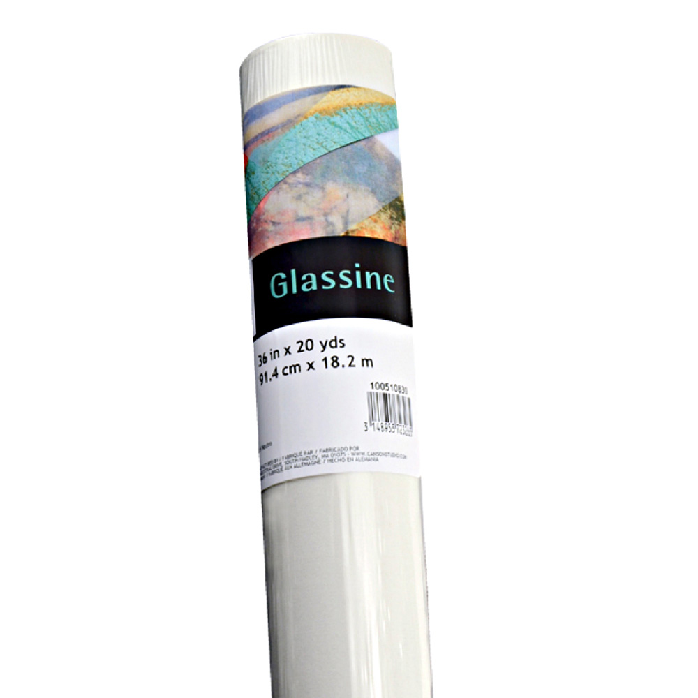 Glassine Roll 36In X 20Yd