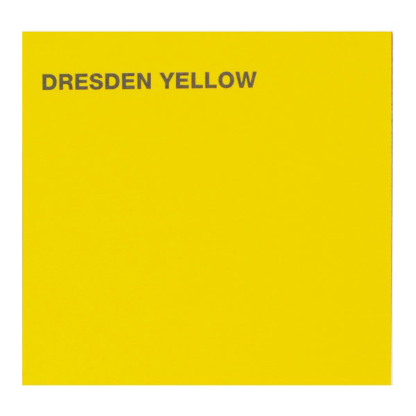 Canford Card 20.5X30.5 Dresden Yellow 5/Pk