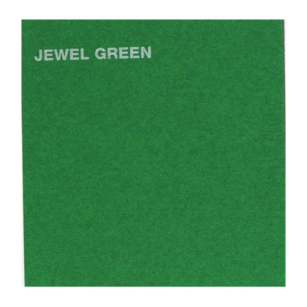 Canford Card 20.5X30.5 Jewel Green 5/Pk