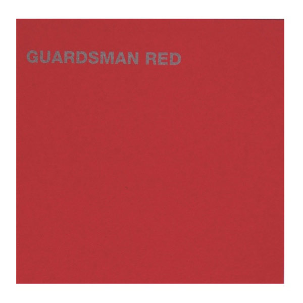 Canford Paper 20.5X30.5 Guardsman Red
