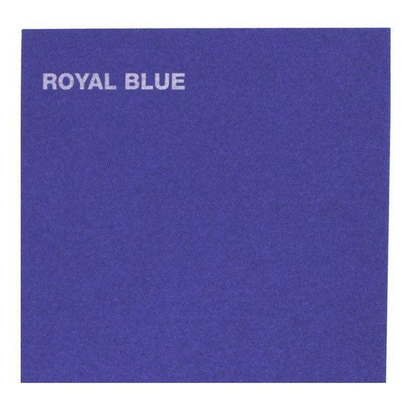 Canford Paper 20.5X30.5 Royal Blue