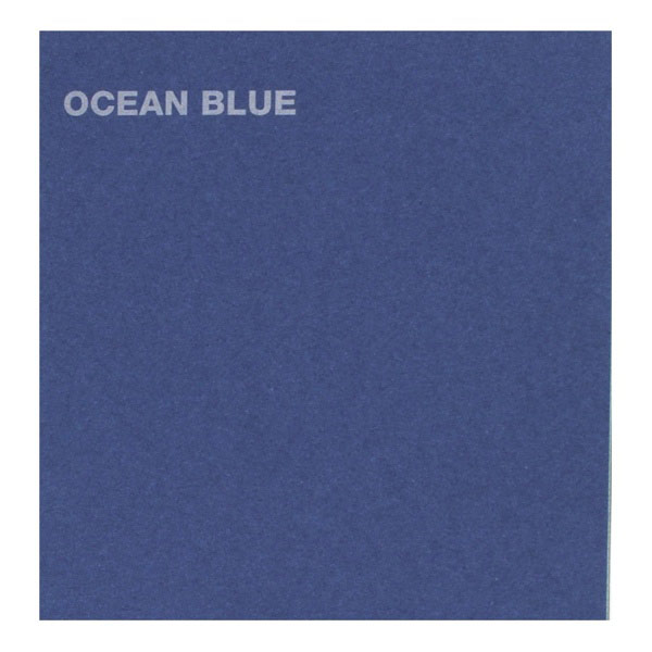 Canford Card 20.5X30.5 Ocean Blue
