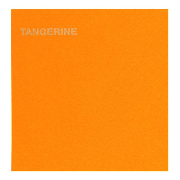 Canford Paper 20.5X30.5 Tangerine
