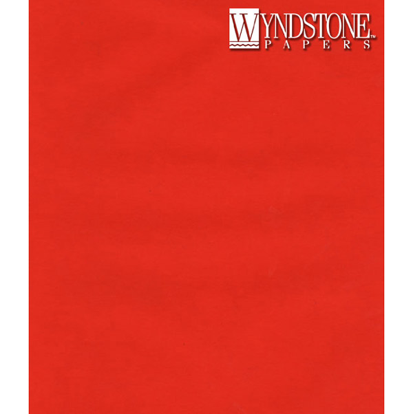 Wyn Colored Vellum Red 19X25