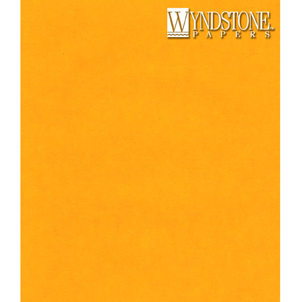 Wyn Colored Vellum Orange 19X25